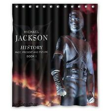New Fabric Bath Curtain Michael Jackson Custom Shower Curtain 60x72 Inch
