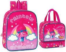 Trolls Mini Rucksack Shopper Tasche Kinderrucksack Handtasche Backpack Bag Poppy