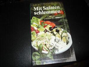 Kochbuch- Mit Salaten schlemmen