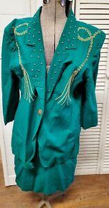 Vintage 1990's Special Occasion Suit