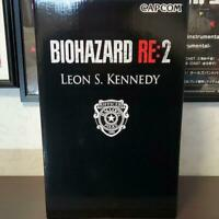 Resident Evil 2 Biohazard RE:2 Leon S. Kennedy Statue Figure Used CAPCOM