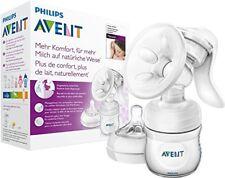 Baby Handmilchpumpe Avent Und Milchauffangschalen