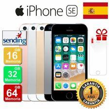 NUEVO Apple iPhone SE 64GB 32GB 16GB Libre Desbloqueado + 12 Meses de Garantía