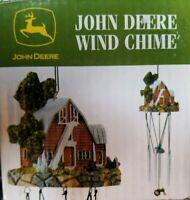 NEW JOHN DEERE WIND CHIME Deere Farm House Decor