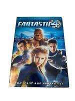 Fantastic 4 DVD Widescreen 2005 Marvel Twentieth Century Fox