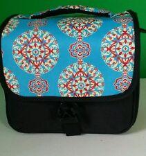 Designer TEAL MEDALLION NEW Camera Bag, QVC SHOULDER STRAP ALL PURPOSE
