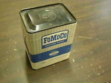 NOS 1960 1961 1962 Ford Falcon Fuel Pump Kit Display Can Ranchero