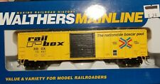 Walthers Main Line TTX RBOX 50' ACF Box Car