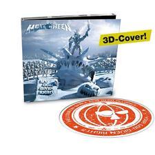 HELLOWEEN My God-Given Right w/ 3D Cover + 2 Bonus Tracks LTD. DIGIPAK GAMMA RAY