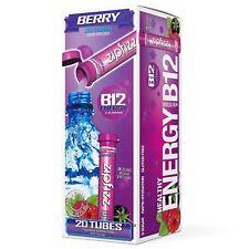 Zipfizz Energy Drink Mix, Berry (20 ct)