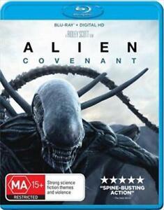 Alien Covenant Blu-ray