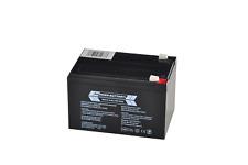 12V 12Ah RPower VDS Batterie für Gefahrenmeldeanlagen (BMA, EMA, ÜMA, ELA)