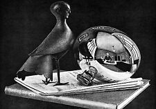 Escher # 07 cm 35x50 Poster Stampa Grafica Printing Digital Fine Art papiarte