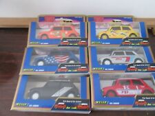 Welly mini classics  mini morres 6 modelen