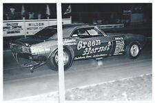 "1960s Drag Racing-Joe Black's ""GREEN HORNET"" F/Car-Cecil County Drag-O-Way-1967"