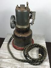 Vintage Rober Fulton Vertical Steam Engine toy Marv Industries parts repair