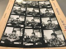 FRANCIS PERRIN : PLANCHE CONTACT ORIGINALE DE 1975