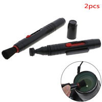 2pcs Camera Lens Cleaning Pen Portable Dust Cleaner Brush Lens dust Cleaning