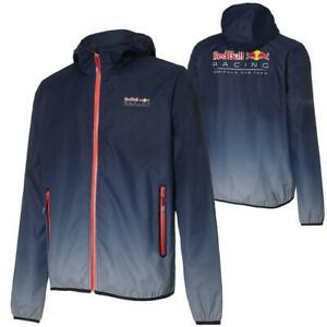 Red Bull Racing Herren Windbreaker Formel 1 Jacke F1 Windjacke