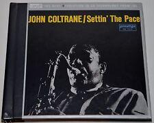 John Coltrane - Settin' The Pace - XRCD2 CD JVCXR-0202-2 AUDIOPHILE CD
