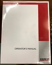 Case Ih W930 Diesel Wheel Tractor Industrial Operators Manual