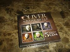 Oliver Dragojević - Antologija 1-5, 1975-2010 [box-set, ] (5 x CD)