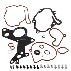 New Vacuum pump seal gasket kit For Audi VW Skoda Seat 038145209M / 038145209Q