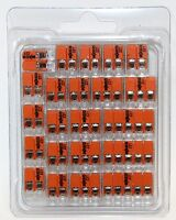 Wago 221 Klemmen SET 14x 221-412 5x 221-413 3x 221-415 Kabel Verbinder Original