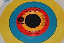 Joe South Walk A Mile In My Shoes b/w Shelter 45 From Co Vault Unopen Box *