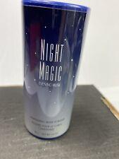 Avon Night Magic Evening Musk Talc Shimmering Body Powder 1.4oz New