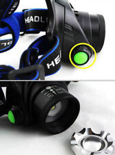 5000 Lumens LED Headlight Headlamp Frontal Lantern Zoomable Head Torch Light