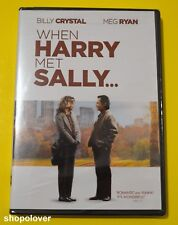 When Harry Met Sally DVD Billy Crystal, Meg Ryan NEW SEALED