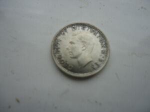George VI Three Pence 1938