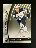 2017-18 SP Game Used #112 Nelson Nogier/62 RC TRUE RC