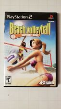 Summer Heat Beach Volleyball (Sony PlayStation 2, 2003) - Tested