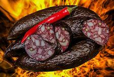 Feurig scharfe Schwarzwurst Chili, 680g (kg-Preis 5,00 € inkl. 7% MwSt)