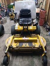 """2007 Walker Mower Ghs Grass Handling System and 48"""" Mower Deck 26hp"""