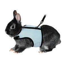 Small Animal Harness & Leash Set Guinea Pig Ferret Hamster Rabbit Squirrel Vest