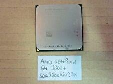 Procesador AMD Sempron 64 3300+ SDA3300AIO2BX Socket 754
