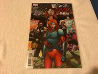 X-MEN TYPHOID FEVER 1  Marvel comic book