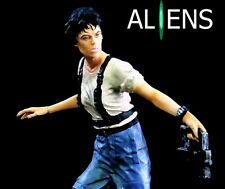 Sci-fi Horror Movie Alien Ellen Ripley 1/8 Figure Vinyl Model Kit + add part