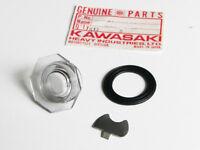 Kawasaki Oil Level Gauge Guage sight glass window nos oem h2 h1 s1 s2 s3 kh500