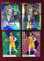 Victor Oladipo 2019 Prizm Mosaic Lot (4) Blue /199 Hyper Pink Camo Green Pacers