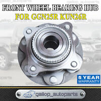 For Toyota Hilux GGN25R KUN26R Front Wheel Bearing Hub Assembly Left or Right