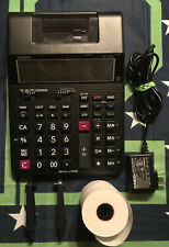 New ListingCasio Hr-170Rc Printing Receipt Business Tax Calculator - 12 Digits #103R