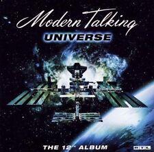 Modern Talking Universe-12th album (2003) [CD]