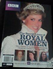 Special BBC History Magazine,  Secret Lives of Royal Women, Princess Diana Cover