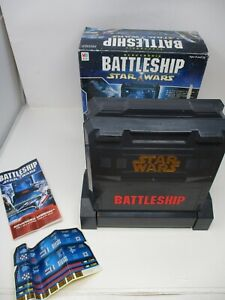 Electronic Battleship Star Wars  Milton Bradley 2002  In Original Box