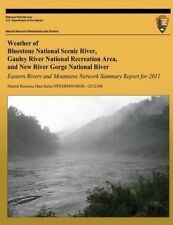 USED (LN) Eastern Rivers and Mountains Network Summary Report for 2011: Weather