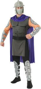 Adult Mens SHREDDER Teenage Mutant Ninja Turtles Deluxe Costume